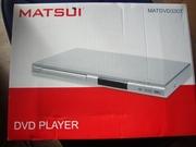 Matsui DVD player